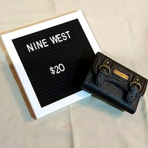 💣5 for $25💣 Nine West Faux Leather Wallet